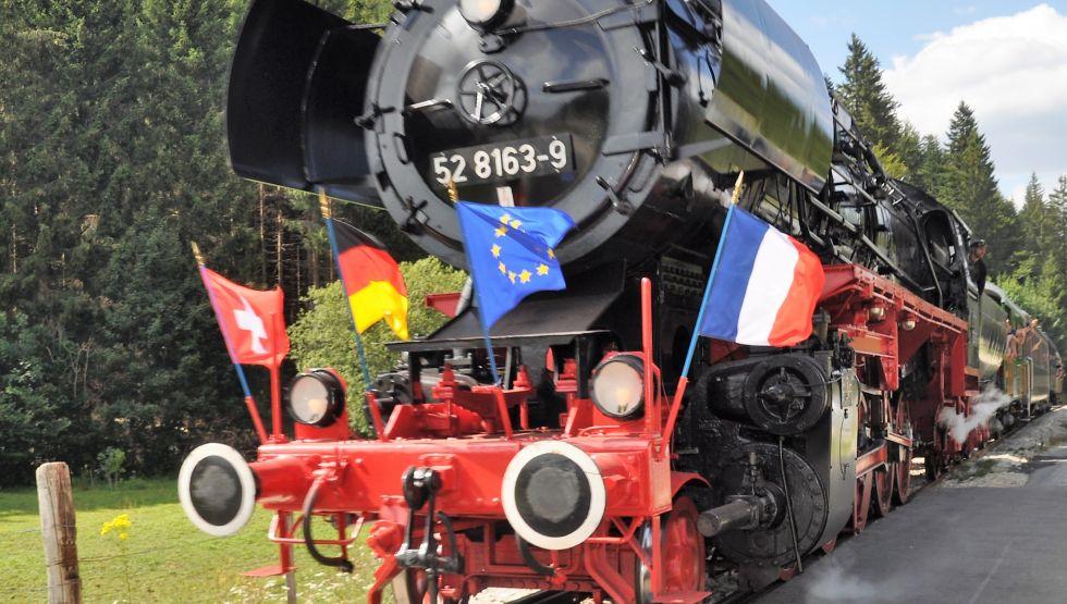 Loco vapeur 150Y